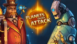 Planets Under Attack cover