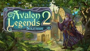Avalon Legends Solitaire 2 cover