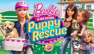 Barbie and Her Sisters Puppy Rescue cover