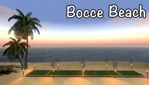 Bocce Beach cover