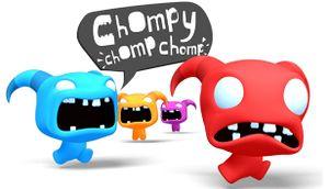 Chompy Chomp Chomp cover