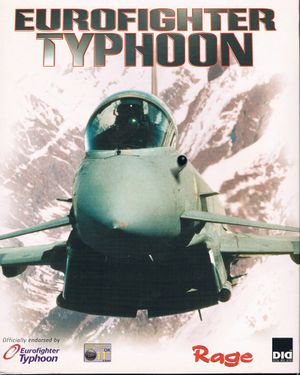 Eurofighter Typhoon cover