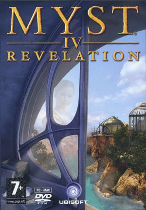 Myst IV: Revelation cover