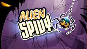Alien Spidy cover