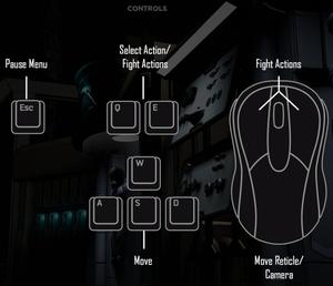 Controls (KB+Mouse)
