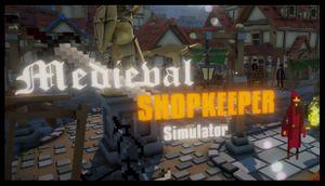 Medieval Shopkeeper Simulator cover