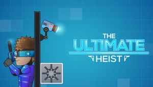 The Ultimate Heist cover