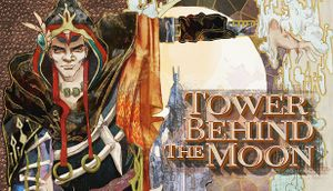 Tower Behind the Moon cover