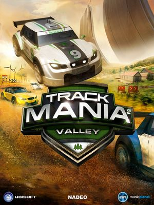 TrackMania 2: Valley cover
