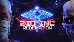 Bio Inc. Redemption cover