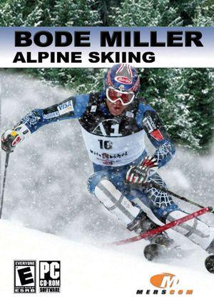 Bode Miller Alpine Skiing cover