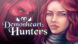Demonheart: Hunters cover