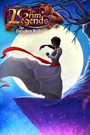 Grim Legends: The Forsaken Bride cover
