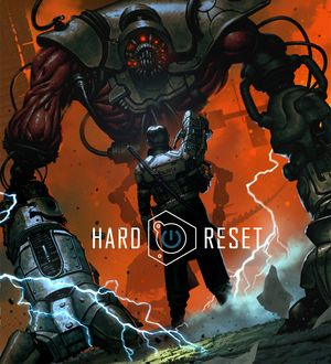 Hard Reset Redux cover