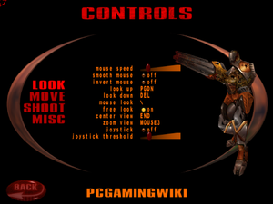 Quake III Arena - PCGamingWiki PCGW - bugs, fixes, crashes, mods