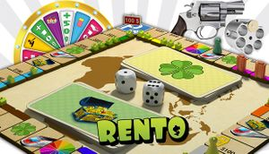 Rento Fortune - Multiplayer Board Game cover