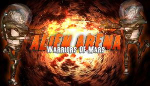 Alien Arena: Warriors of Mars cover