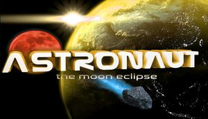 Astronaut: The Moon Eclipse cover