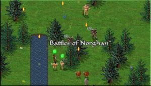 Battles of Norghan cover