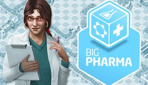 Big Pharma cover