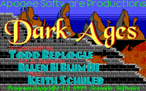 Dark Ages cover
