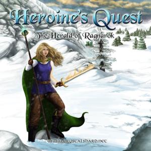 Heroine's Quest: The Herald of Ragnarok cover