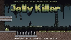 Jelly Killer cover