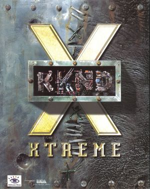 Krush Kill 'N Destroy Xtreme cover