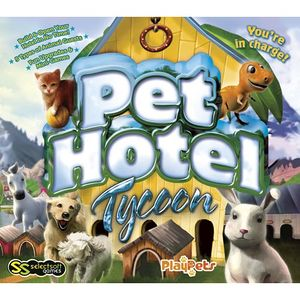 Pet Hotel Tycoon cover