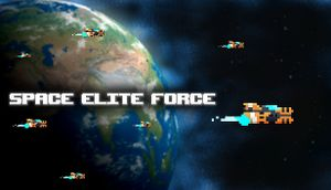 Space Elite Force cover