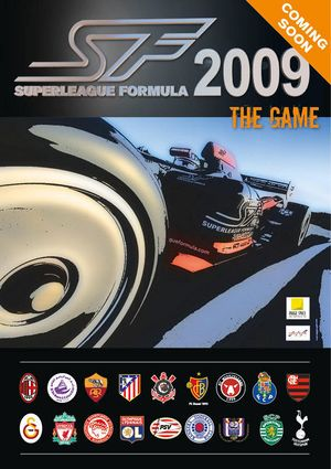 Superleague Formula 2009: The Game - PCGamingWiki PCGW