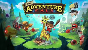 The Adventure Pals cover