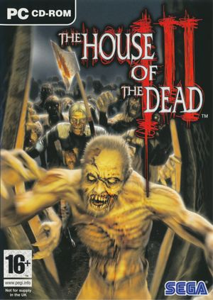 The House of the Dead III cover