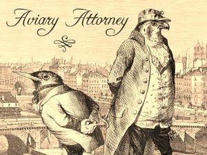 Aviary Attorney cover