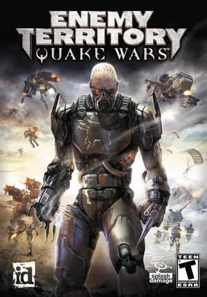 Enemy Territory: Quake Wars cover