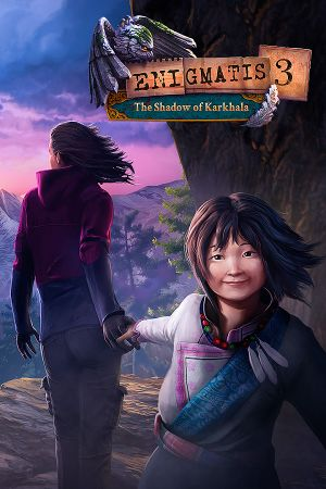Enigmatis 3: The Shadow of Karkhala cover