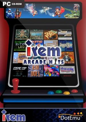 IREM Arcade Hits cover