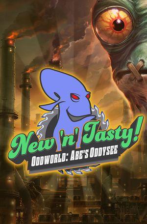 Oddworld: New 'n' Tasty! cover