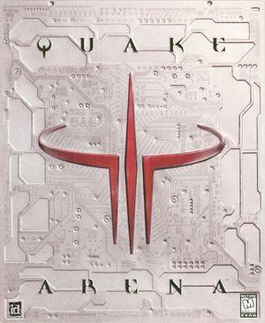 Quake III Arena cover