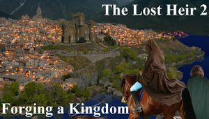 The Lost Heir 2: Forging a Kingdom cover