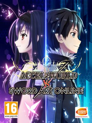 Accel World vs. Sword Art Online cover