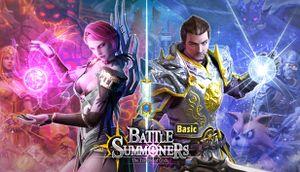 Battle Summoners VR Basic cover