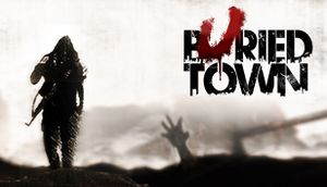 BuriedTown cover