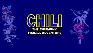 Chili The Chipmunk Pinball Adventure cover