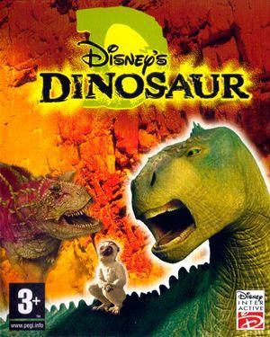 Disney's Dinosaur cover