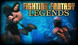 Fighting Fantasy Legends cover