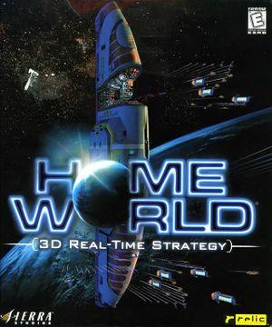Homeworld cover