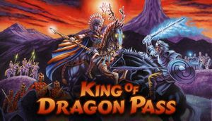 King of Dragon Pass cover