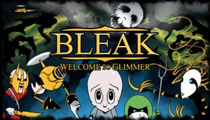 Bleak: Welcome to Glimmer cover