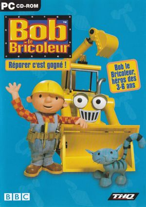 Bob the Builder: Can We Fix It? cover